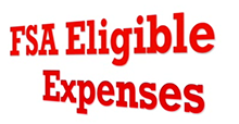 FSA Eligible Expenses